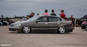 lexus slammed the charis culture run the race