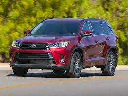 toyota highlander 2017 toyota highlander deals prices incentives u0026 leases