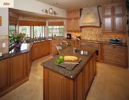 updated kitchen ideas from cred outdated to spacious timeless affinity kitchens
