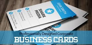 high quality premium business cards design design graphic