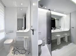 sleek futuristic bathroom concept for the future 1024x921