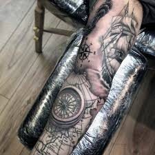 best 25 nautical tattoo sleeve ideas on pinterest pirate tattoo