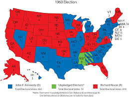 Uva Map Larry J Sabato U0027s Crystal Ball History In Red And Blue And