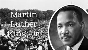 dr martin luther king jr biography for children american