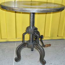 antique metal table legs vintage iron table base table designs