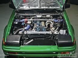 toyota 86 corolla 1986 toyota corolla coupe tuning til modified magazine