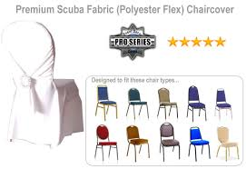 White Banquet Chair Covers White Wedding Chair Covers Scuba Chair Covers