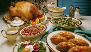 thanksgiving day average american consumes 4 500 calories