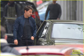Tom Cruise Mansion by Tom Cruise Films Car Chase Scene For U0027mission Impossible 6 U0027 Photo