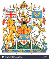 the coat of arms of canada derived from the royal arms of the