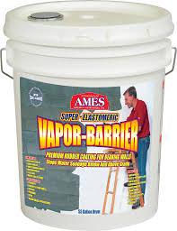 vapor barrier heavy duty waterproof wall sealant ames research