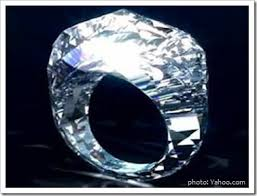 all diamond ring world s all diamond ring by a swiss jeweler fad and glamor