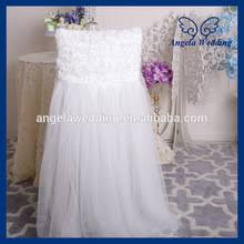 tutu chair covers popular tulle chair covers buy cheap tulle chair covers lots from