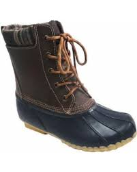 womens duck boots sale on sale now 35 s sporto debunk duck boot navy