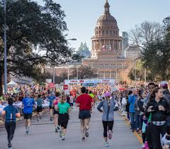 Austin Marathon Map by 3m Half Marathon Austin Texas 1 21 2018 My Best Runs