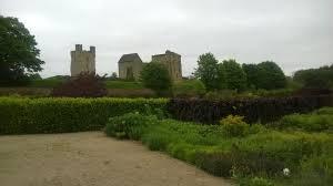 Castle Backdrop Castle Backdrop Picture Of Helmsley Walled Garden Helmsley