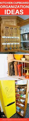 cheap kitchen organization ideas best 25 small kitchen organization ideas on storage