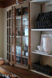 top 10 smart diy ideas for recycling old windows window storage