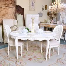 shabby chic dining table ebay