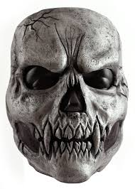 silver skull halloween mask skull trophy mask silver battle merchant com we supply