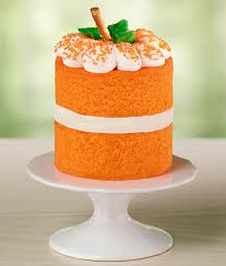 pumpkin mini cakes cake mate
