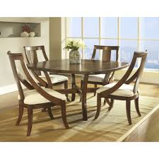 Dining Table For 4 Dining Room Awesome Minimalist High Gloss Brown Finished Oak