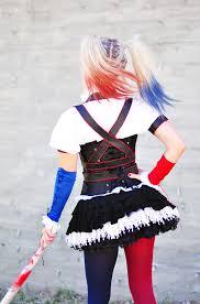 Harley Quinn Halloween Costume Diy Harley Quinn Arkham Knight Costume Diy Harness Tutorial