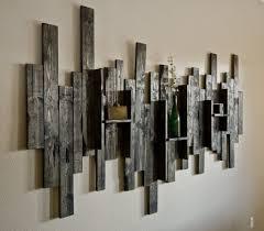 smart design rustic wood wall designs sayings reclaimed barn