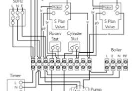 amusing central heating programmer wiring diagram pictures