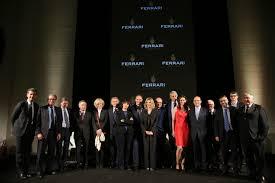 ferrari manifesto the u201ctitle and cover of the year u201d ferrari press awards go to il