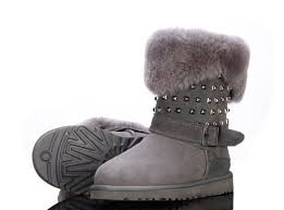 ugg boots sale genuine uggs mini bailey button bow ugg grey boots 9822
