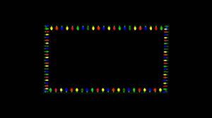 lights blinking lights decoration