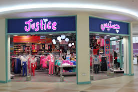 justice at the mall shops city center