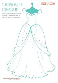 free sleeping beauty fairy tale printables storytime