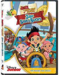 jake land pirates jake saves bucky dvd digital