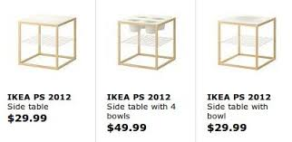 Ikea Ps 2012 Side Table Flickriver Photoset Ikea Ps Line By Heath The B L T Boys