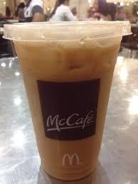 Iced Coffee Mcd mcdonald s vanilla premium roast iced coffee let s fastforward