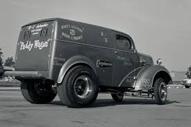 Classic Ford Truck Body Panels - pearce trucking 1953 ford thames panel a gasser truck trend archives