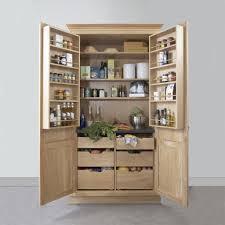 kitchen pantry cabinet oak oak pantry storage cabinet ideas on foter