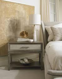 hickory white 107snb greg single drawer side table