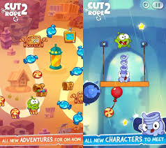 cut the rope 2 apk the rope 2 for android apk hit2k