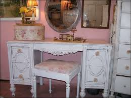 Girls Wooden Vanity Hand Painted Shabby Chic Table Design Photos Shabby Make Up