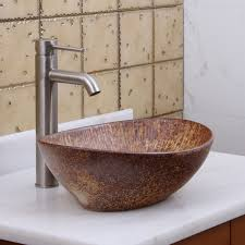 elite 1564 oval matt iron ore glaze porcelain ceramic bathroom