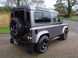 second hand land rover defender urban carbon edition station wagon