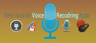 talk to text apps for android free 6 best free voice recorder app for android getandroidstuff