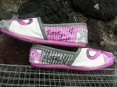 Toms Shoes Meme - breast cancer awareness