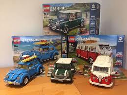 lego mini cooper instructions lego creator bundle lego creator volkswagen t1 canper van