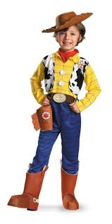 disney toy story woody deluxe toddler child costume