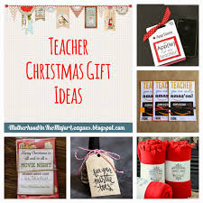 motherhood in the major leagues teacher christmas gift ideas