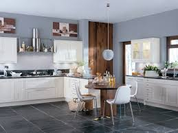 White And Blue Kitchen - kitchen ceramic ceramic tile kitchen countertop ceramic tile